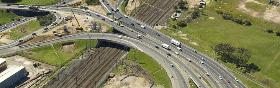 SCIA work across a range of sectors including highways
